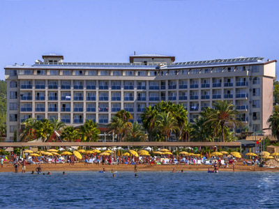Annabella Diamond Hotel - İncekum